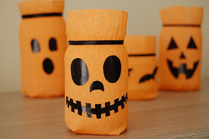 Halloween'owe lampiony