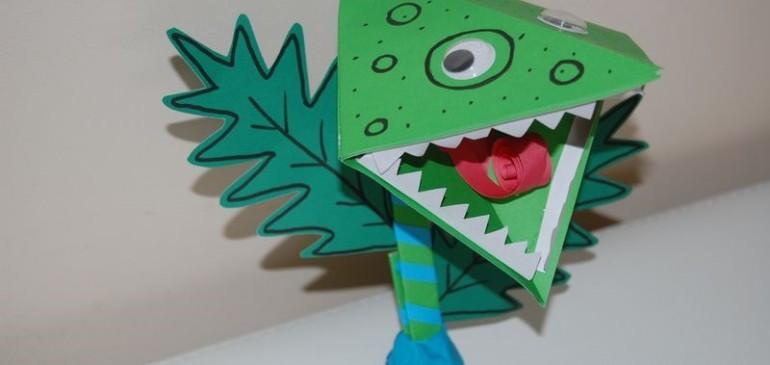 Papierowy potwór